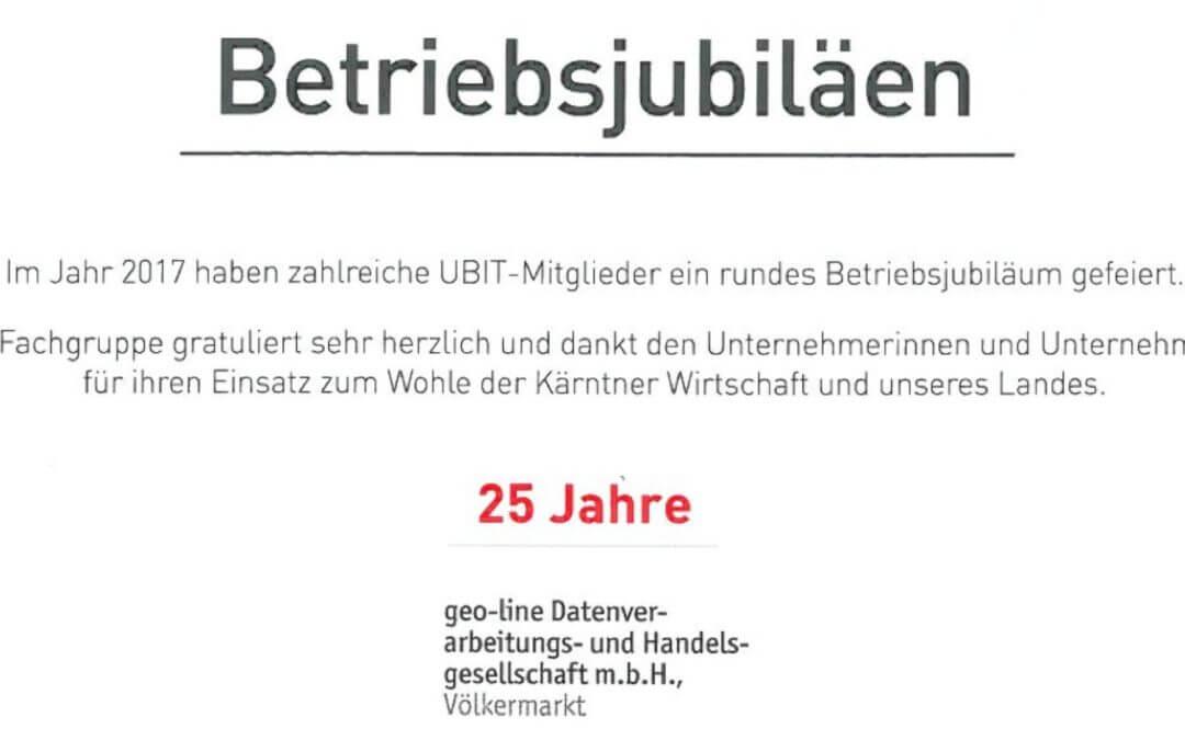 Jahresbericht 2017 der UBIT Kärnten